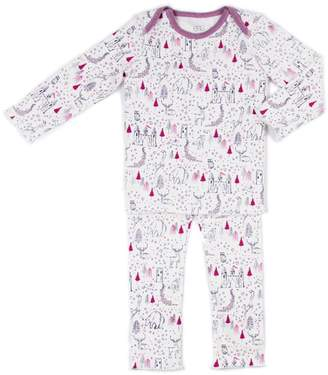 EGG Tegan Woodland Pajama-Set
