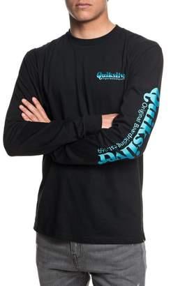 Quiksilver Twin Fin Graphic T-Shirt