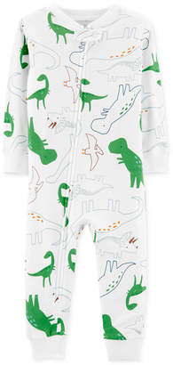 Carter's Carter Baby Boys Dinosaur Cotton Pajama
