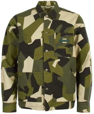 Jacket - Swedish Camo