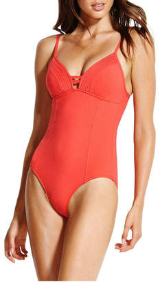 Seafolly Quilted Maillot