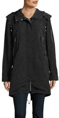 Vince Camuto Hooded Anorak Coat