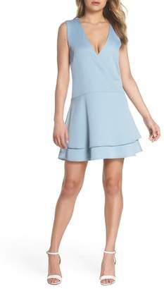 Cooper St Florence V-Neck Minidress