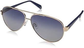 Polaroid Sunglasses Women's Pld4061s Polarized Aviator Sunglasses