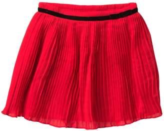 Kate Spade pleated chiffon skirt (Toddler & Little Girls)