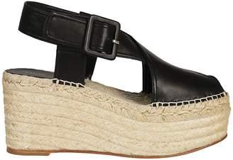 Celine High Platform Sandals