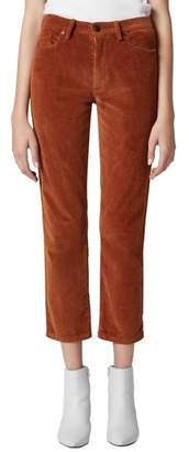 Blank NYC BLANKNYC The Madison Corduroy Ankle Straight Leg Pants
