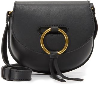Madewell O Ring Mini Saddle Bag $138 thestylecure.com