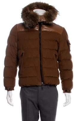 Moncler 2018 Rivas Puffer Coat