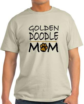 Ash CafePress - Goldendoodle Mom Grey T-Shirt - 100% Cotton T-Shirt