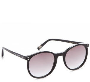 Marc jacobs sunglasses Oversized Round Sunglasses