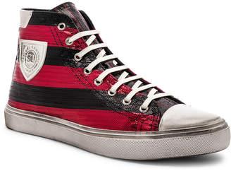 Saint Laurent Bedford Patch Sneaker