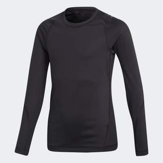 adidas (アディダス) - アルファスキン ロングスリーブTシャツ