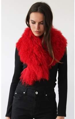 Florence Bridge Sale! Cosima Collar (red)