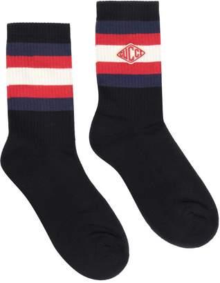 Gucci Cotton Logo Socks