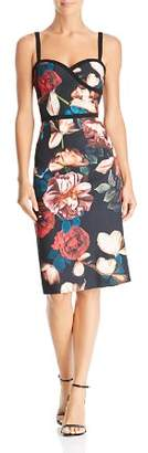 Black Halo Daria Floral Dress - 100% Exclusive