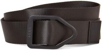 DKNY Asphalt Web Belt