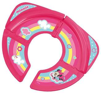 Disney Minnie Mouse Foldable Travel Toilet Seat