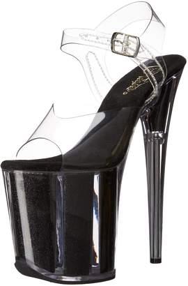 Pleaser USA Women's FLAM808G/C/B Platform dress Sandal