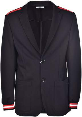 Givenchy Stripe Trimmed Blazer