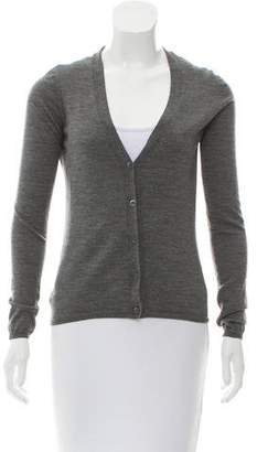 Strenesse Wool Cardigan Sweater