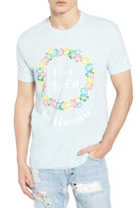 Kid Dangerous Lei'd in Hawaii Graphic T-Shirt