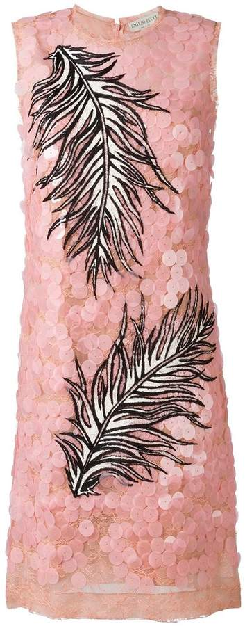 Emilio Pucci sequinned dress