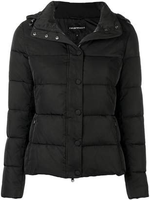 Emporio Armani padded puffer jacket