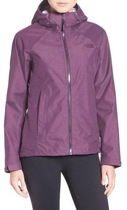 The North Face 'Magnolia' Waterproof Rain Jacket (Nordstrom Exclusive) $120 thestylecure.com