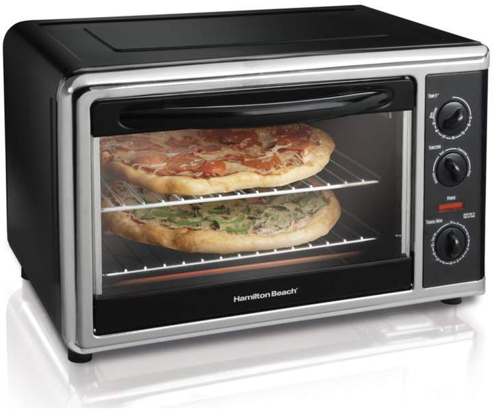 Hamilton Beach Countertop Oven with Convection and Rotisserie Functions
