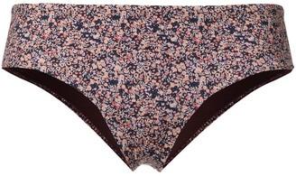 Matteau boxer brief style bikini bottoms