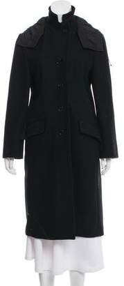 Miu Miu Virgin Wool-Blend Coat