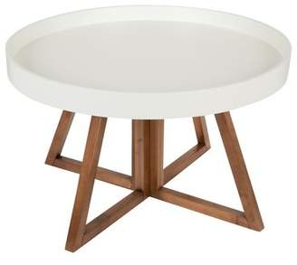 George Oliver Clawson Round Coffee Table