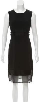 DKNY Sleeveless Knee-Length Dress