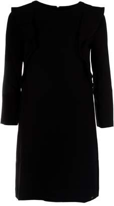 Armani Collezioni Rear Zip Dress