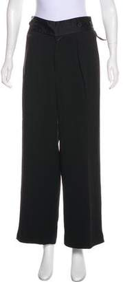 Jean Paul Gaultier High-Rise Wide-Leg Pants w/ Tags