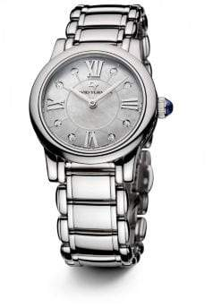 David Yurman Classic 30Mm Quartz Watch With Diamonds
