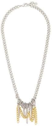MM6 MAISON MARGIELA Messy chain necklace