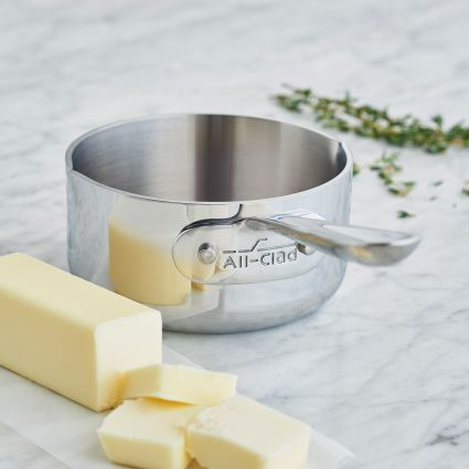All-Clad Stainless Steel Butter Warmer