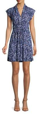 French Connection Savanna Wrap Dress