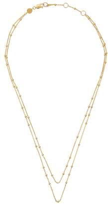 Missoma Bauble 18ct Gold Vermeil Necklace