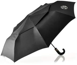 ShedRain Mark And Graham Compact Vented Umbrella, Monogrammed