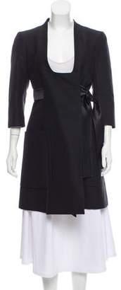 Louis Vuitton Wool Short Sleeve Jacket