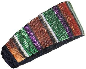 Missoni Vertical Striped Sequin Headband
