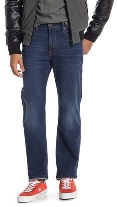 "Lucky Brand 221 Original Straight Leg Jeans - 30-34\"" Inseam"