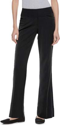 Elle Women's Wide-Leg Trouser Pants