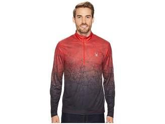 Spyder Limitless 1/4 Zip Dry Web Men's Long Sleeve Pullover