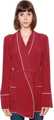 Equipment Silk Kimono