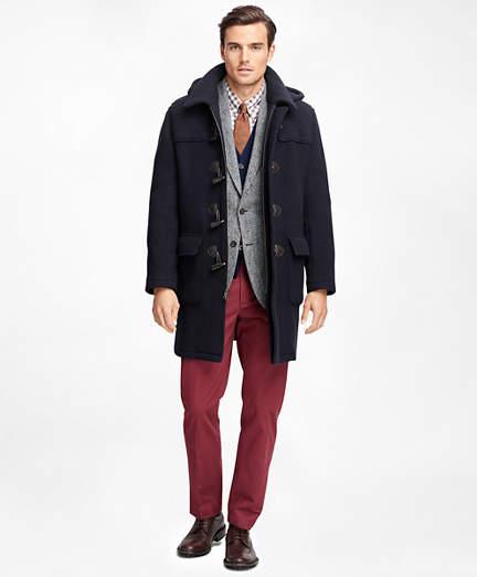 Brooks Brothers Duffle Coat