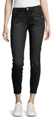 Miraclebody Snow Embellished Jeans
